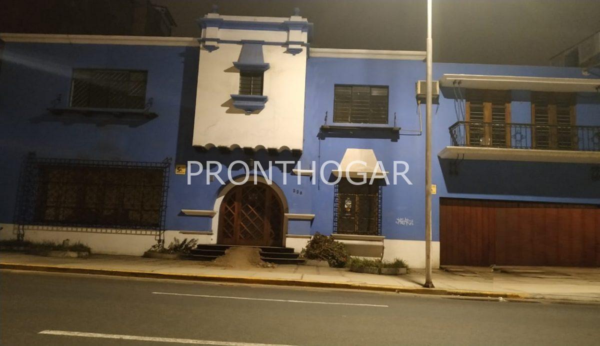 Vendo Casa En Centro Historico Trujillo Pronthogar